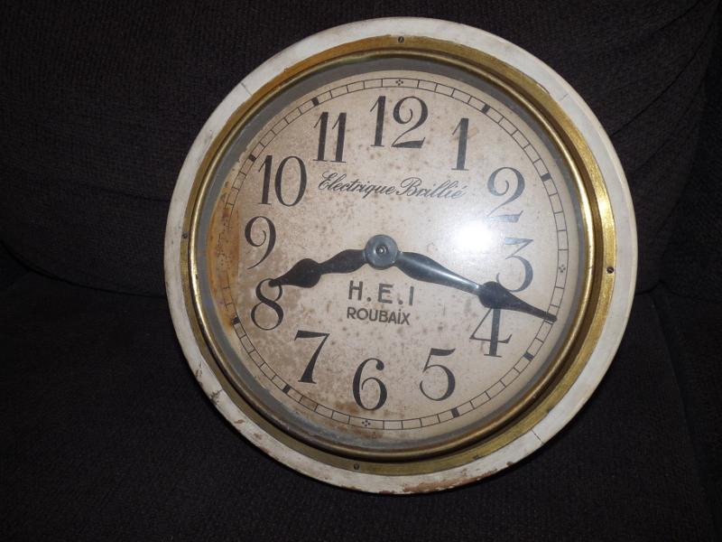 horloge brillie ancienne